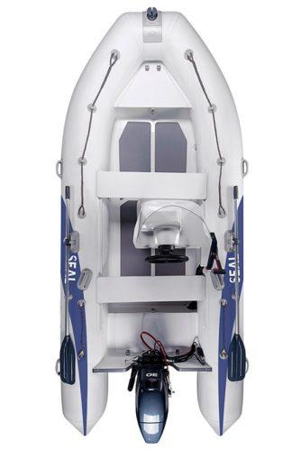 RIB (čamac sa plastičnim dnom)